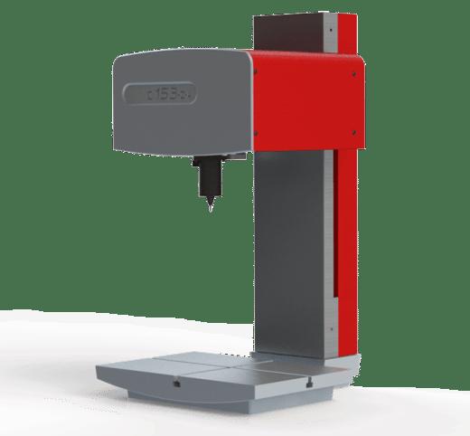 e10 c153 ZA Dot Peen benchtop marking machine advmarktech